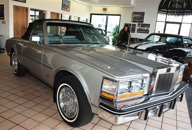 1979 Used Cadillac Seville Milan Roadster At Dixie Dream Cars