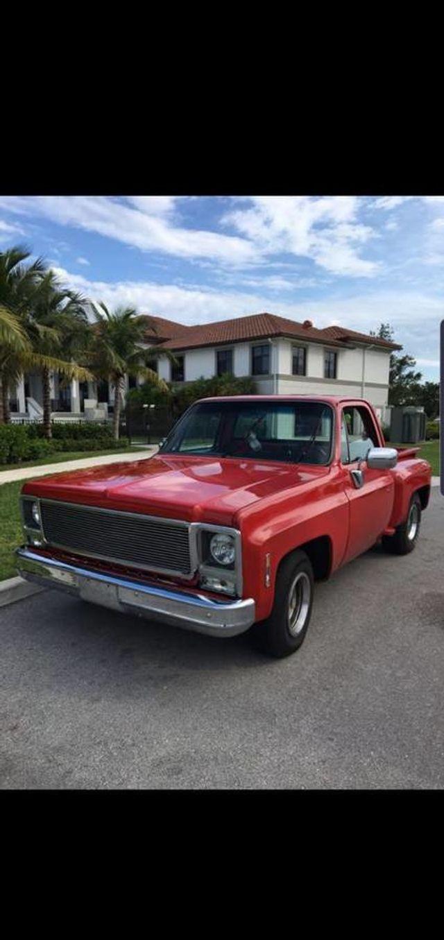 1979 Chevrolet C 10