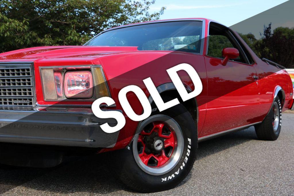 1979 Chevrolet El Camino For Sale - 15346363 - 0