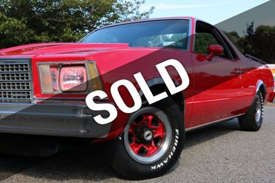 1979 Chevrolet El Camino For Sale Truck