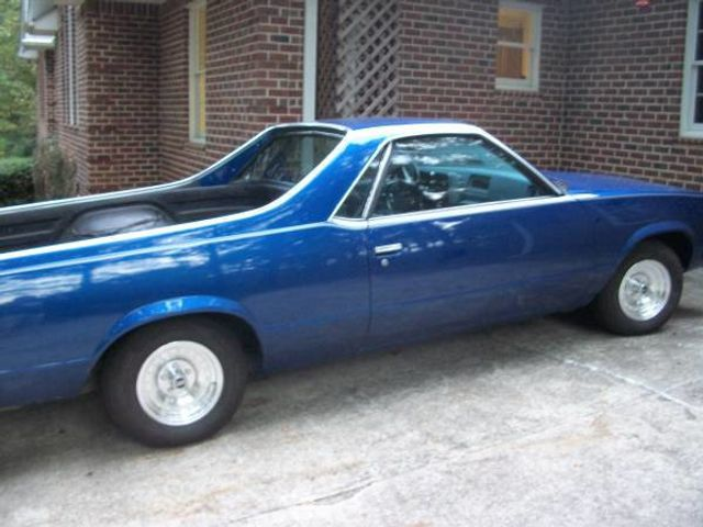 1979 Chevrolet El Camino For Sale Truck Regular Cab Standard Bed