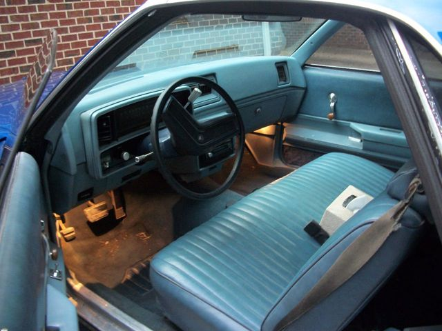 1979 Chevrolet El Camino For Sale - 16090829 - 3