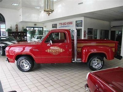 1979 Dodge Li'l Red Express SOLD Truck