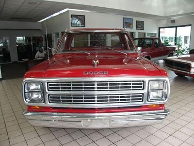1979 Dodge Li'l Red Express SOLD - Click to see full-size photo viewer
