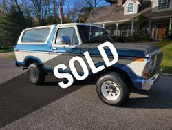 1979 Ford Bronco - U15HLDG6392