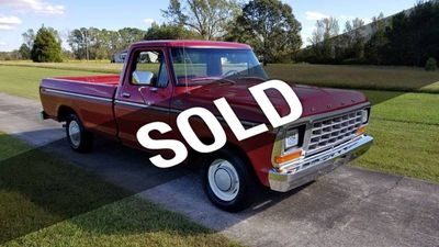 1979 Ford F-100  Truck