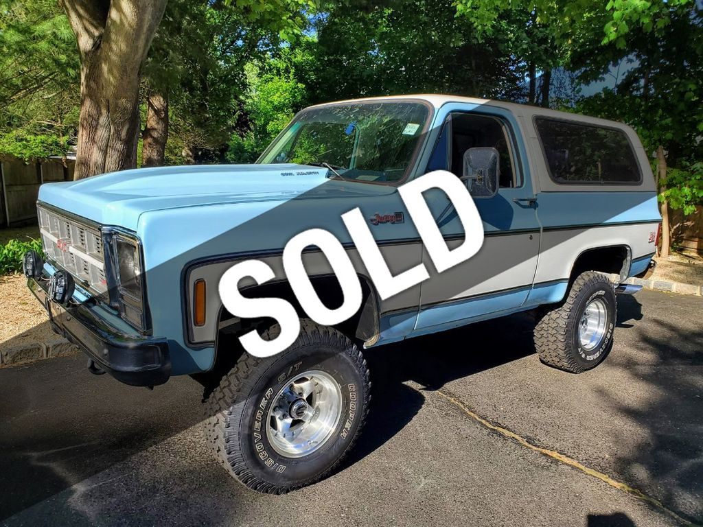 1979 Used GMC Jimmy High Sierra at WeBe Autos Serving Long Island, NY, IID  18837889