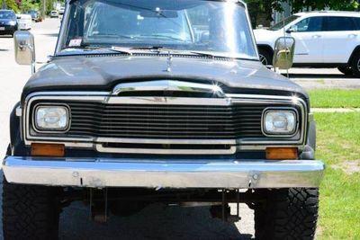 1979 Jeep Cherokee  Coupe