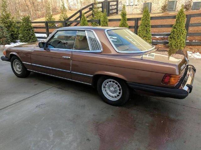 1979 Mercedes Benz 450 Sl Coupe 8016015508 2