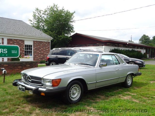 1979 Mercedes Benz 450slc 16676604 3