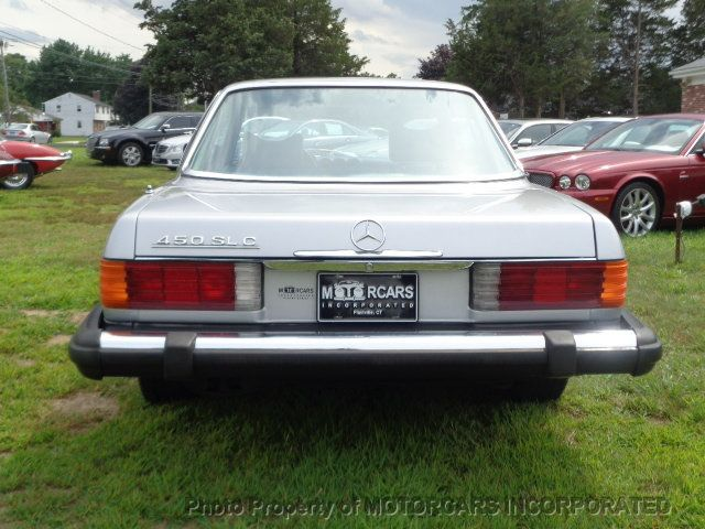 1979 Mercedes-Benz 450SLC  - Click to see full-size photo viewer