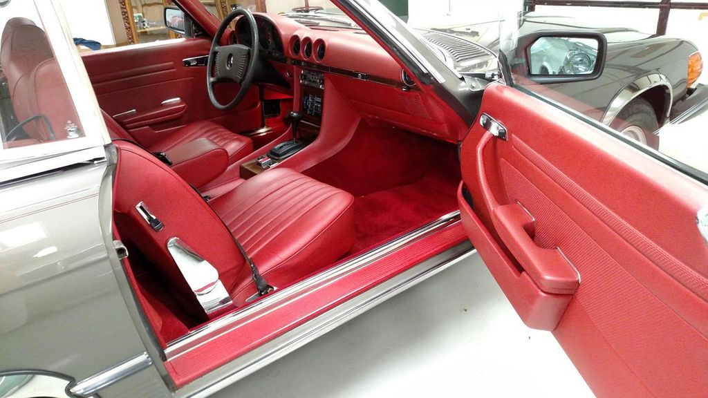 1979 Mercedes-Benz SL  - 14202936 - 24