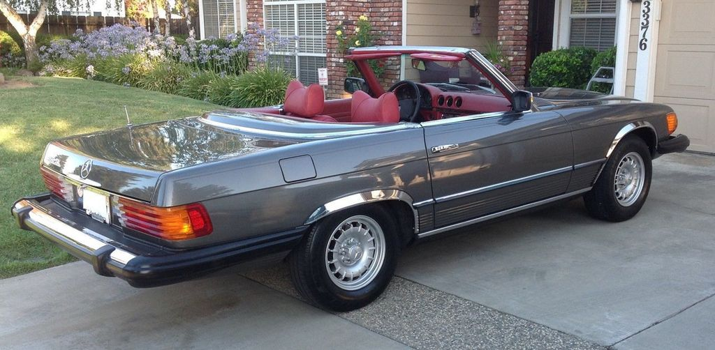 1979 Mercedes-Benz SL  - 14202936 - 2