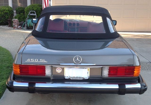 1979 Mercedes-Benz SL Convertible for Sale Ramsey, NJ