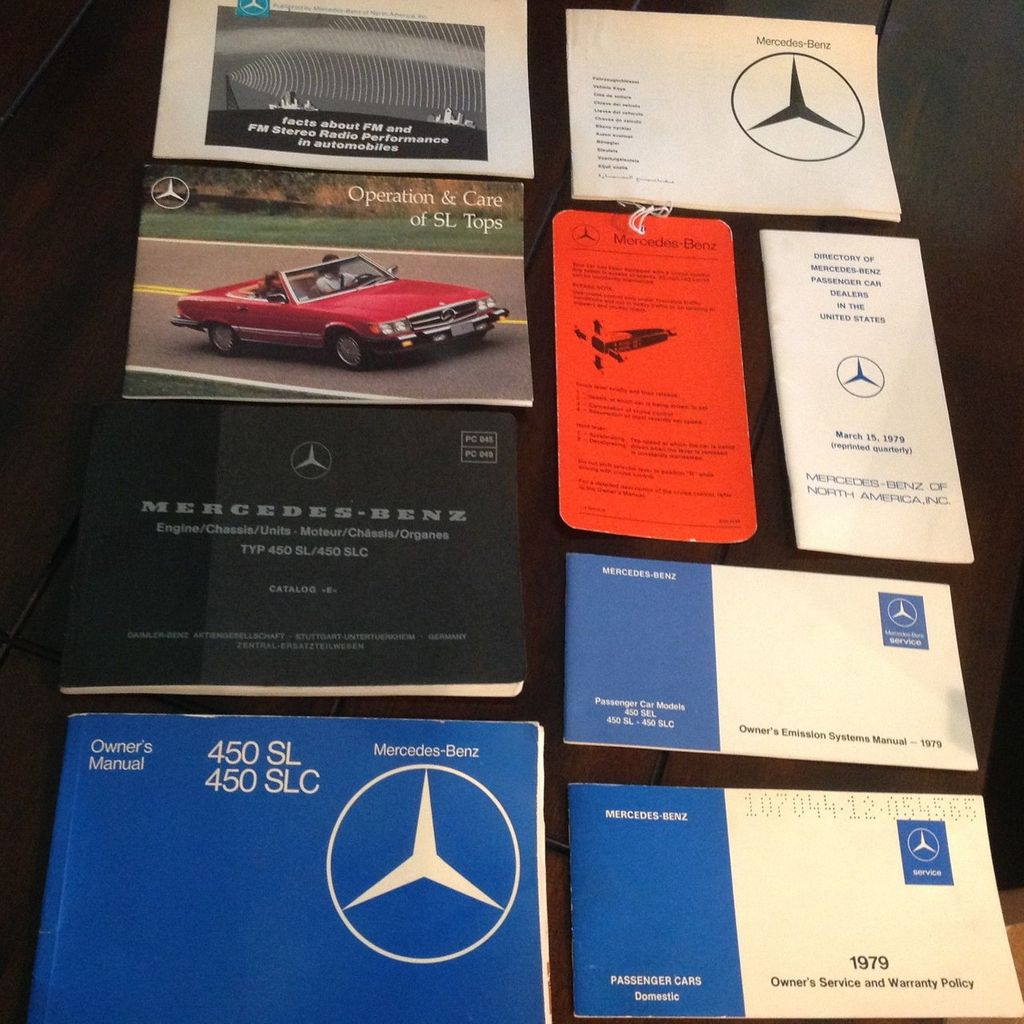 1979 Mercedes-Benz SL  - 14202936 - 8