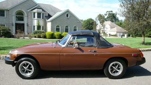 1979 MG MGB Convertible For Sale Ramsey NJ