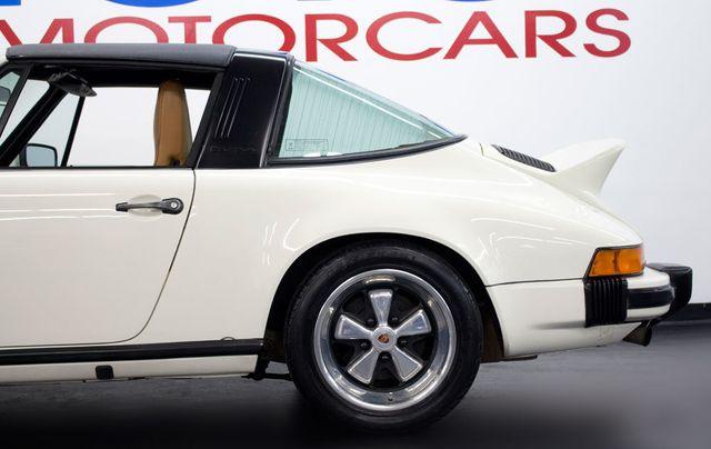 1979 Porsche 911 SC TARGA - Click to see full-size photo viewer