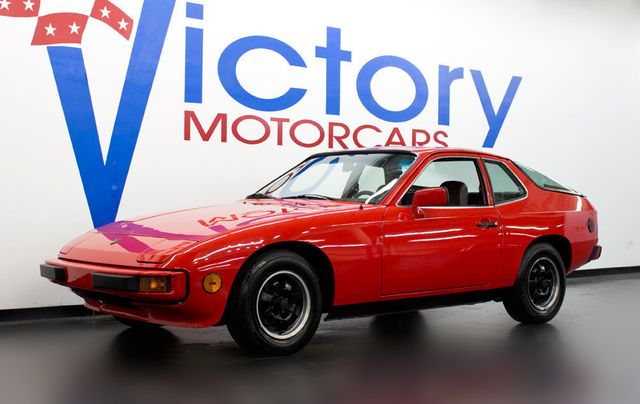 1979 Porsche 924  - Click to see full-size photo viewer