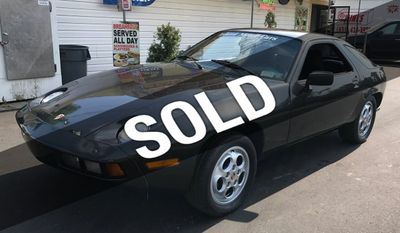 1979 Porsche 928 For Sale Coupe