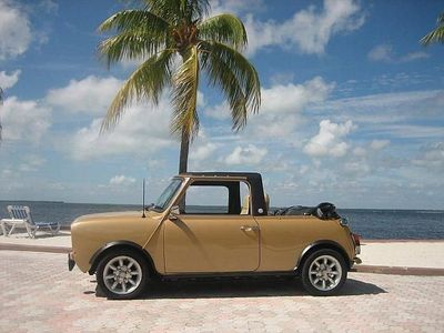 1980 Austin Mini Clubman For Sale Convertible
