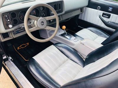 1980 Chevrolet Camaro  - Click to see full-size photo viewer