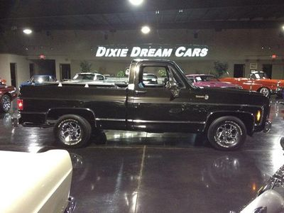 1980 Chevrolet C-10 Short Bed SOLD Truck