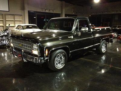 1980 Chevrolet C-10 Short Bed SOLD - Click to see full-size photo viewer