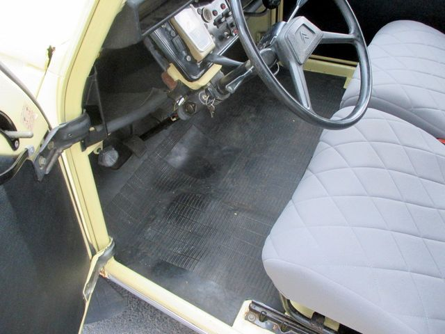 1980 CITROEN 2CV