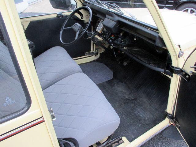 1980 CITROEN 2CV Hatchback