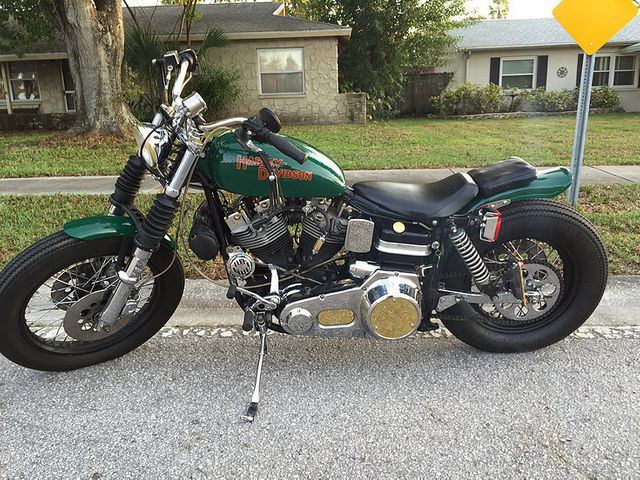 1980 Used Harley-Davidson Shovelhead at WeBe Autos Serving Long Island, NY,  IID 16505661