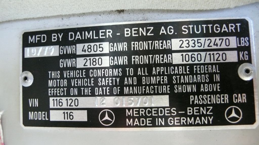 1980 Mercedes-Benz 300SD  - 15539293 - 73