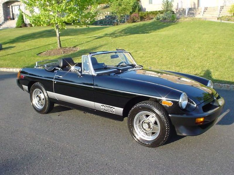 1980 MG MGB LE LIMITED EDITION - 675314 - 14