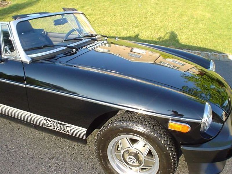 1980 MG MGB LE LIMITED EDITION - 675314 - 26