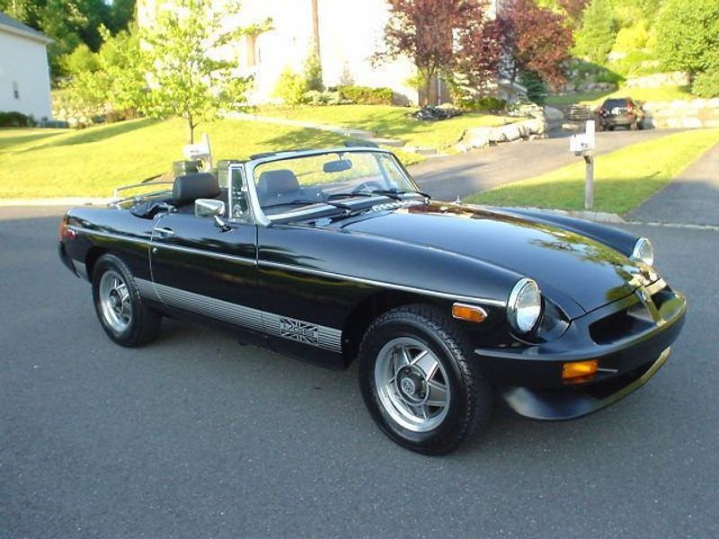 1980 MG MGB LE LIMITED EDITION - 675314 - 55