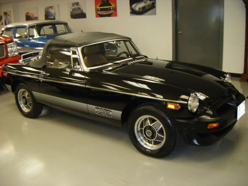 1980 MG MGB LIMITED EDITION - 3442364 - 0