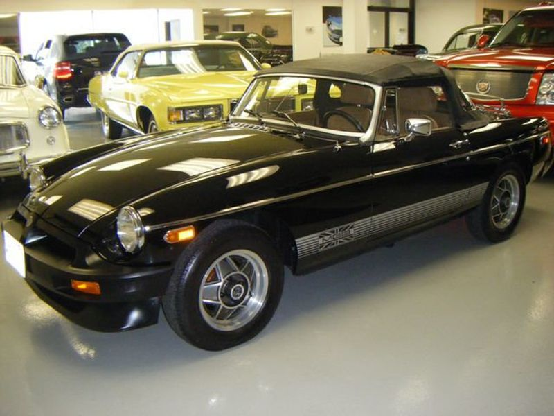 1980 MG MGB LIMITED EDITION - 3442364 - 1