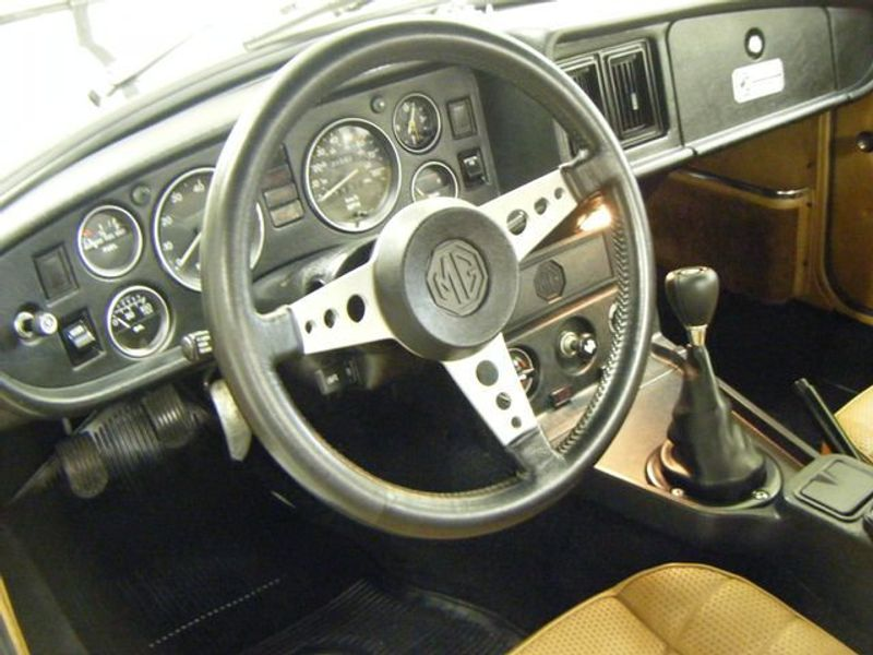 1980 MG MGB LIMITED EDITION - 3442364 - 7