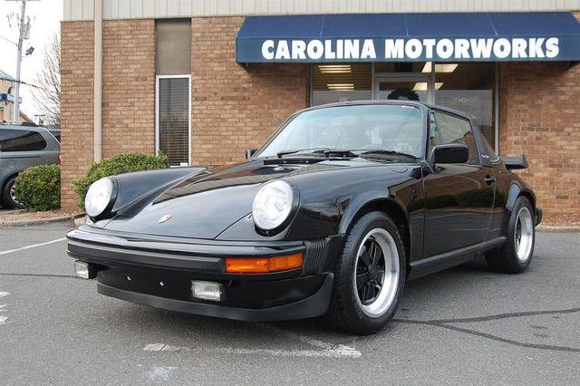 1980 used porsche 911 sc targa 1980 porsche 911 sc targa at carolina motorworks serving rock. Black Bedroom Furniture Sets. Home Design Ideas