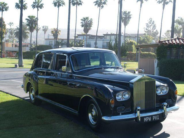 1980 Rolls-Royce Park Ward Base Trim