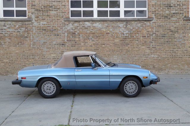 Alfa Romeo Spider Not Specified For Sale Chicago IL - Alfa romeo spider hardtop for sale