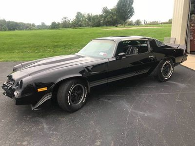 1981 Chevrolet Camaro  - Click to see full-size photo viewer