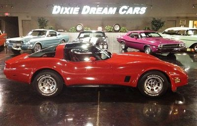1981 Chevrolet Corvette SOLD Coupe