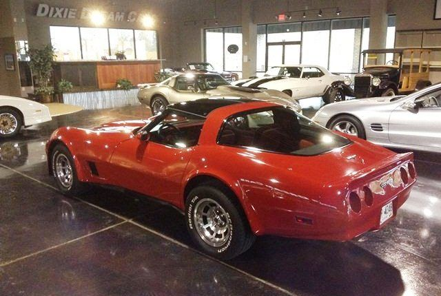 1981 Chevrolet Corvette SOLD Coupe - 1G1AY8762BS407999 - 9