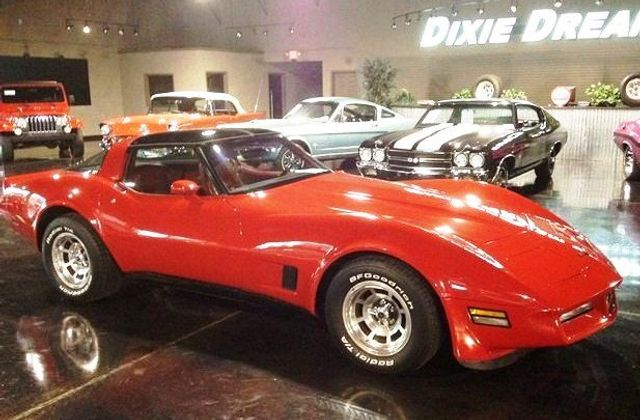 1981 Chevrolet Corvette SOLD Coupe - 1G1AY8762BS407999 - 1