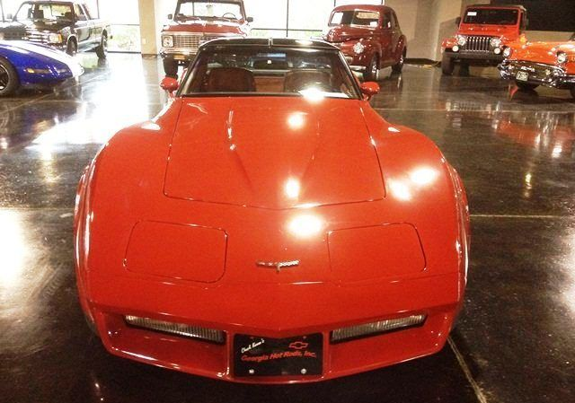 1981 Chevrolet Corvette SOLD Coupe - 1G1AY8762BS407999 - 2