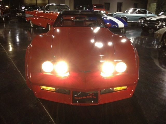 1981 Chevrolet Corvette SOLD Coupe - 1G1AY8762BS407999 - 33