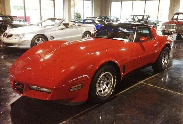 1981 Chevrolet Corvette SOLD Coupe - 1G1AY8762BS407999 - 3