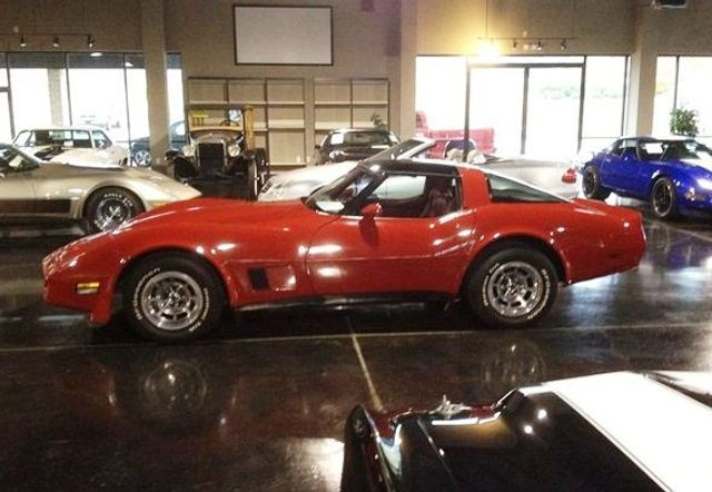 1981 Chevrolet Corvette SOLD Coupe - 1G1AY8762BS407999 - 4
