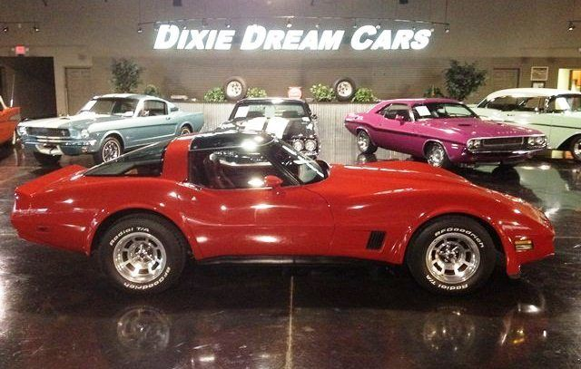 1981 Chevrolet Corvette SOLD Coupe - 1G1AY8762BS407999 - 50