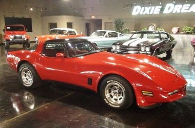 1981 Chevrolet Corvette SOLD - Click to see full-size photo viewer